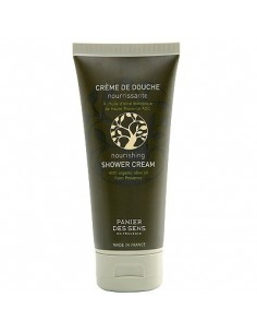 Shower Cream, Panier des Sens, Organic Olive, 200 ml
