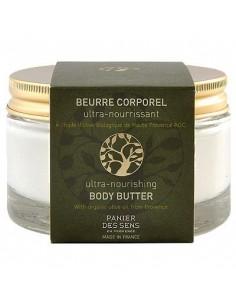 Beurre corporel, Panier des Sens, Olive, 200 ml
