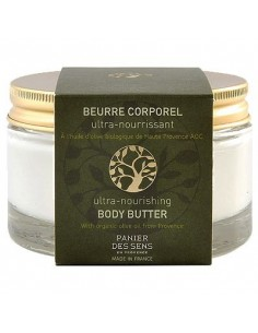 Körperbutter, Panier des Sens, Bio Olive, 200 ml