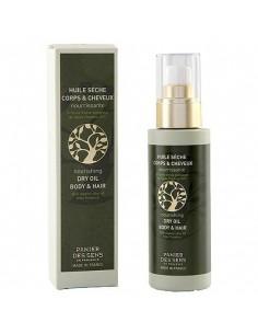 Trockenöl für Körper und Haar, Panier des Sens, Bio Olive, 125 ml