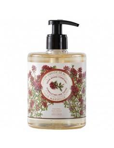 Liquid Marseille Soap, Panier des Sens, Red Thyme, 500 ml