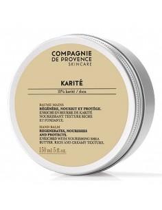 Shea Hand Balm, Karite, Compagnie de Provence, 150 ml