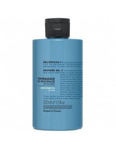 Gel douche, Grooming for Men, Compagnie de Provence, 300 ml