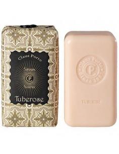 Bar Soap, Classico, Claus Porto, Black Sunburst, Tuberose, 150 g