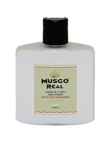 Body Cream - Körpercreme, Lime Basil, Musgo Real, 250 ml