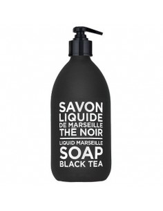 Savon Liquide de Marseille, Black and White, Compagnie de Provence, Thé Noir, 500 ml