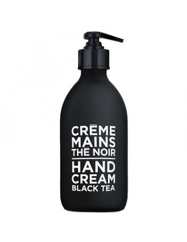 Handcreme, Black and White, Compagnie de Provence, Black Tea (schwarzer Tee), 300 ml
