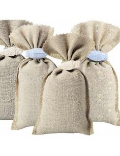 4 Lavender Sachets with cicada