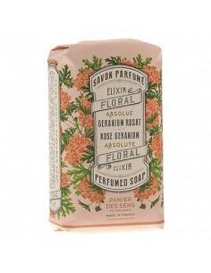 Extra-sanfte Seife, Absolute, Panier des Sens, Rose Geranium (Rosengeranie), 150 g