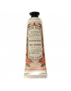 Handcreme, Absolute, Panier des Sens, Rose Geranium (Rosengeranie), 30 ml