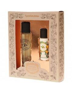 Eau de Parfum and body lotion, Panier des Sens, Gift set, Provence, 50 ml