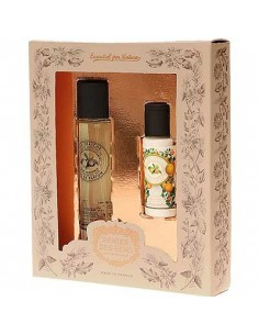 Eau de Parfum et Lait corporel, Panier des Sens, Coffret, Provence, 50 ml