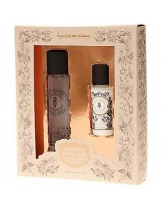 Eau de Parfum et Lait corporel, Panier des Sens, Coffret, Lavande, 50 ml