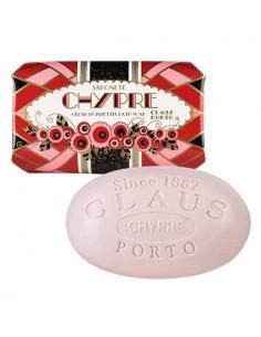 Soap, Deco, Claus Porto, Chypre, Cedar Poinsettia, 150 g