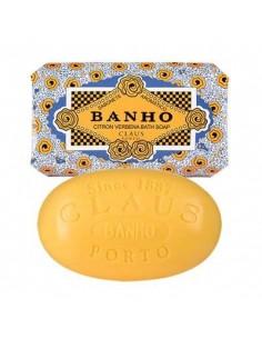 Soap, Deco, Claus Porto, Banho, Citron Verbena, 150 g