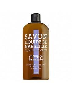 Savon de Marseille liquide, Terra, Compagnie de Provence, Recharge, 1000 ml