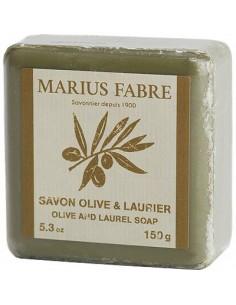 Savon d'Alep 5 %, Alep, Marius Fabre, 150 g