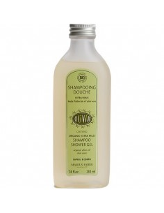 Gentle Shower gel for body and hair, Olivia, Marius Fabre, 230 ml