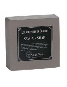 Savon, Les souvenirs de Jeanne, Lothantique, 100 g