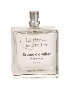 Brume d'oreiller, La Tête dans les Étoiles, Amélie et Mélanie, 100 ml