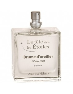 Pillow mist, La Tête dans les Étoiles, Amélie et Mélanie, 100 ml