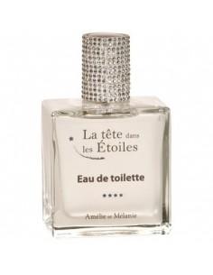 Eau de toilette, La Tête dans les Étoiles, Amélie et Mélanie, 100 ml