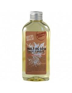 Huile de soin fleur d'Argan, Aleppo soap Co, Tadé, 150 ml