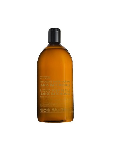 Liquid Marseille Soap with olive oil, Refill, Version Originale, Compagnie de Provence, 1000 ml