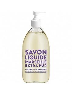 Savon de Marseille, Extra Pur, Compagnie de Provence, Savon liquide, 500 ml