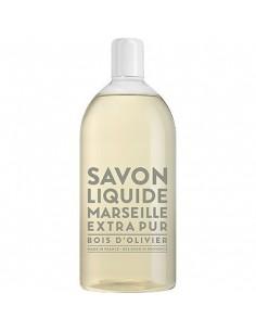 Liquid Marseille Soap, Extra Pur, Compagnie de Provence, Refills, 1000 ml