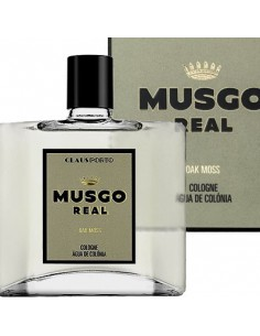 Musgo Real, Eau de Cologne No. 2, Oak Moss, 100 ml