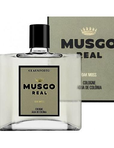 Musgo Real, Eau de Cologne No. 2, Oak Moss, 100 ml