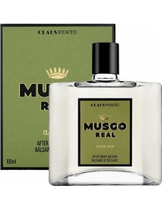 Baume après Rasage (After Shave Balsam), Classic Scent, Musgo Real, 100  ml