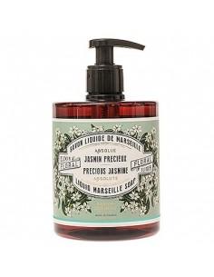 Liquid Marseille soap, Absolute, Panier des Sens, Precious Jasmine, 500 ml