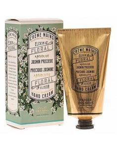 Crème mains, Absolue, Panier des Sens, Jasmin précieux, 75 ml