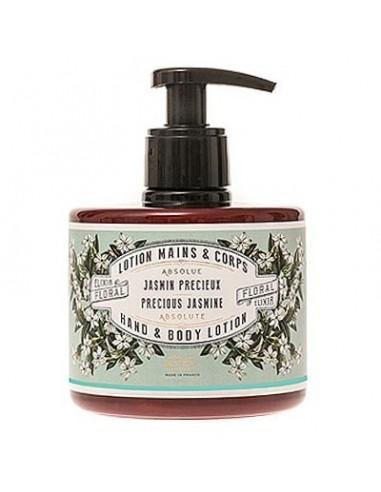 Lotion for Body and Hand, Absolute, Panier des Sens, Precious Jasmine, 300 ml