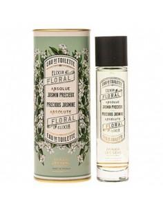 Eau de Toilette, Absolute, Panier des Sens, Precious Jasmine, 50 ml