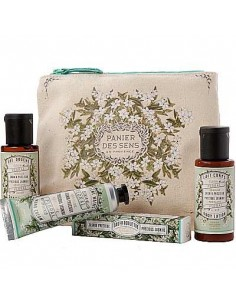 Travel Set, Absolute, Panier des Sens, Precious Jasmine