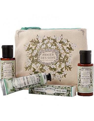 Travel Set, Absolute, Panier des Sens, Precious Jasmine