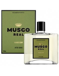 Musgo Real, After Shave Cologne, Classic Scent, 100 ml