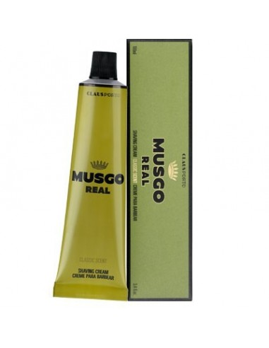 Musgo Real, Shaving Cream, Rasiercreme, Classic Scent, 100 ml