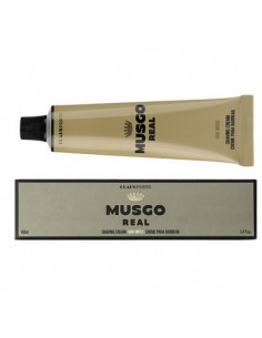 Rasiercreme, Shaving Cream, Oak Moss, Musgo Real, 100 ml