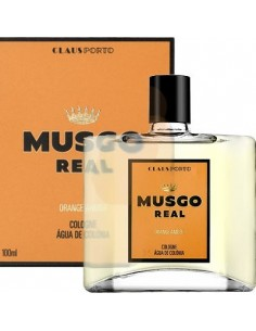 Eau de Cologne, Agua de Colonia No. 1, Orange Amber, Musgo Real, 100 ml