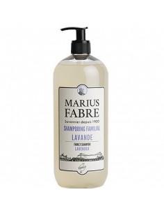 "Shampoo für die ganze Familie, Pflegeserie  ""1900"", Marius Fabre, Lavendel, 1 l"