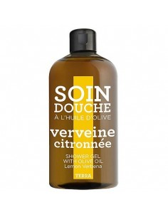 Shower gel, Terra, Compagnie de Provence, 300 ml