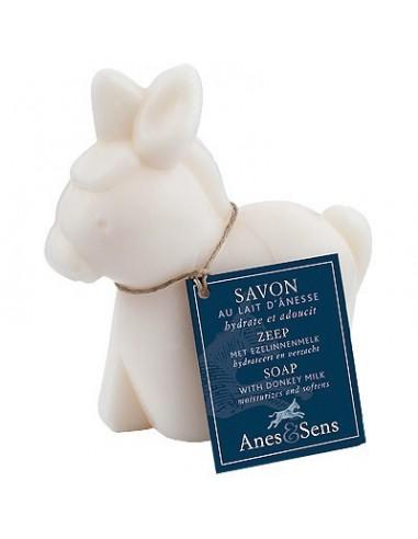 Donkey - shaped soap, Anes et Sens, 150 g