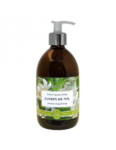Liquid Aleppo soap, Jasmin du Nil; Tadé, 500 ml