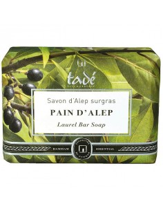 Pain d'Alep - Tadé Alepposeife 100 g, Olive & Lorbeer