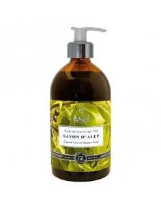 Aleppo soap liquid with 15% laurel oil, Tadé, 500 ml