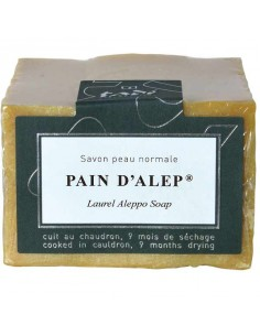 Aleppo soap 5 % laurel oil, Pain d'Alep, Tadé, 200 g